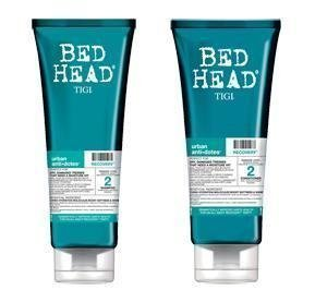 TIGI Urban Anti Dotes Recovery Shampoo 8.45 Ounce and Conditioner 6.76 Ounce Set