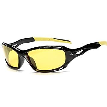 WBAHJ Gafas de Sol para Mujeres Hombres Que conducen Visión ...