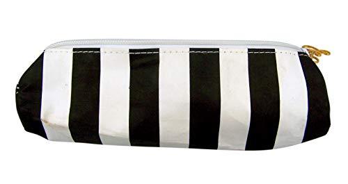 Black White Cabana Stripe...