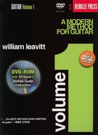 A Modern Method for Guitar: Volume 1 - Book and DVD Edition ...