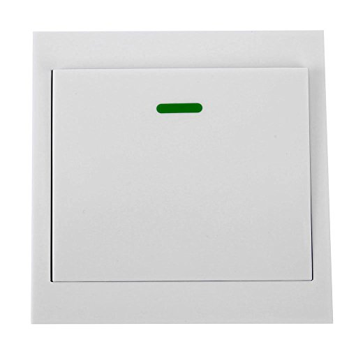 Amazon.com - 433MHz RF Wireless Remote Control Switch 86 Wall Panel Transmitter (With 1 button)