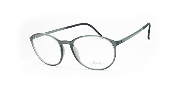 4f26a1ddb332 Amazon.com: Silhouette Eyeglasses SPX Illusion Full Rim 2889 6063 Optical  Frame 51x18x135mm: Clothing
