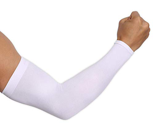 UV Protection Cooling Arm Sleeves - UPF 50 Long Sun