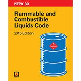 NFPA 30 Flammable and Combustible Liquids Code, 2015 Edition