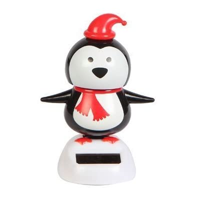 Solar Powered Dancing Penguin: Home & Kitchen