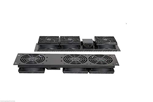 2u Rack Wall Tower - Raising Electronic RACK MOUNT 3-FAN COOLING UNIT 3U For Server Cabinet