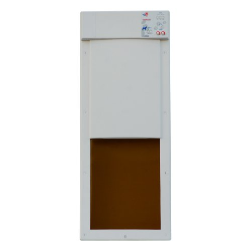 Power Pet Large Electronic Pet Door PX-2 ()