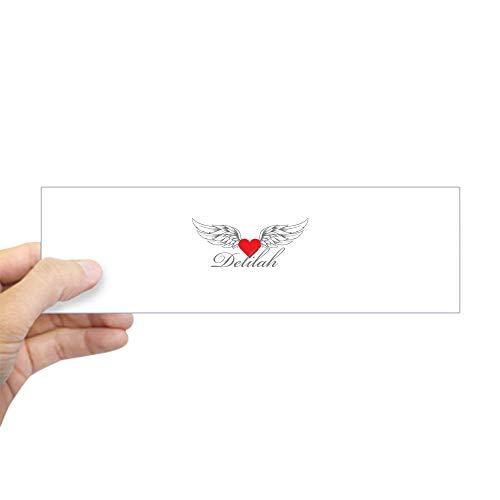 - CafePress Angel Wings Delilah Bumper Sticker 10