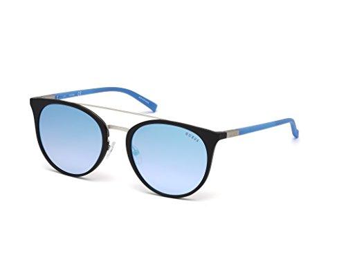 Blue Womens amp; Mirror Black Gu3021 Guess wx4zSqTFS