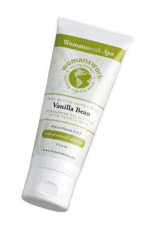 - Womanswork Gardeners Shea Butter Hand Cream, 3.3-Ounce, Vanilla Bean