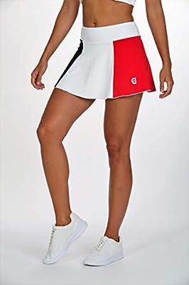a40grados Sport & Style, Falda Favorita, Mujer, Tenis y Padel ...