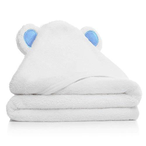 ZappyDoo Bamboo Hooded Baby Towel