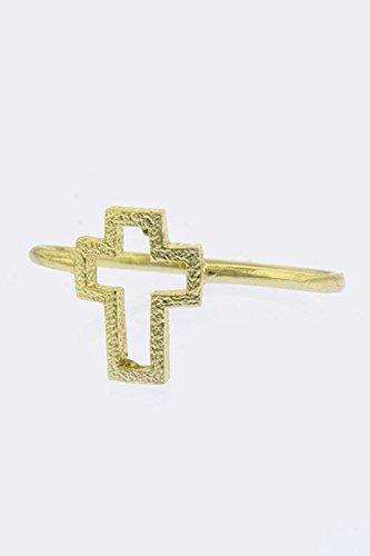 james avery ring cross - 5