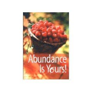 Abundance is Yours!