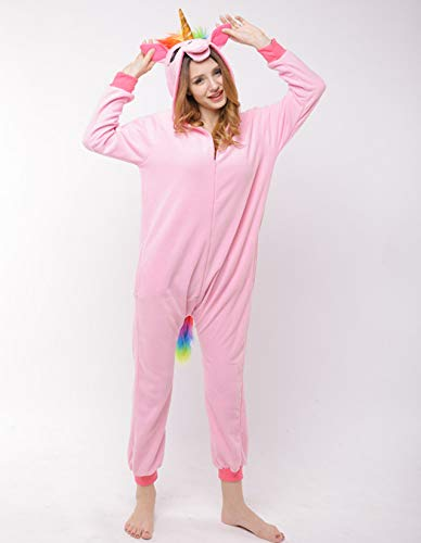 Sweetheart - Pijama de Unicornio de Forro Polar para Mujer, diseño ...
