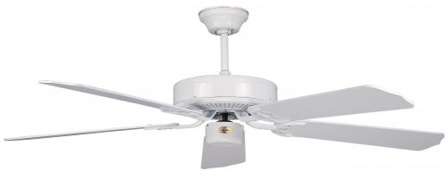 Concord 42CT5WH Ceiling Fans, White Finish by Concord Fans