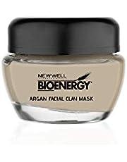 New Well Argan Facial Clay Mask/Argan Kil Yüz Maskesi 1 Paket (1 x 300 g)