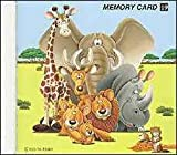 janome 9000 sewing machine - Janome Memory Craft card Wild Animals series # 19 New Home