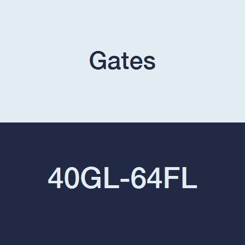 2 1//2 ID 2 1//2 ID Gates 40GL-64FL GL Couplings Code 61 O-Ring Flange