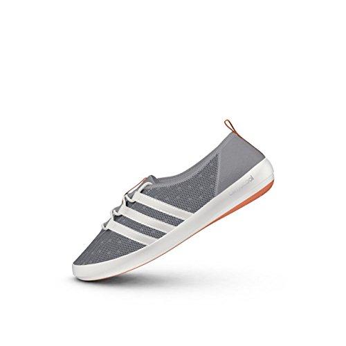 Adidas Terrex Cc Boat Sleek, Bottes de Randonnée Femme, Gris (Grimed/Blatiz/Narsen), 43 EU
