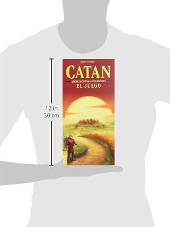 Amazon.com: Catan Devir:Strategy Game Expansion, 5 – 6 ...