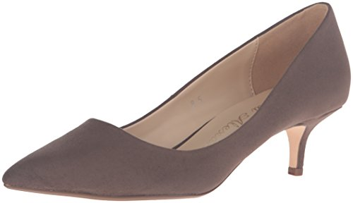 Athena Alexander Women's Teague Dress Pump, Taupe Suede, 8 M US