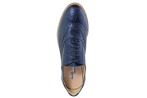 Arnaldo Toscani Donna - Chaussure À Lacets En Cuir - 2110608_glitter_river_ts