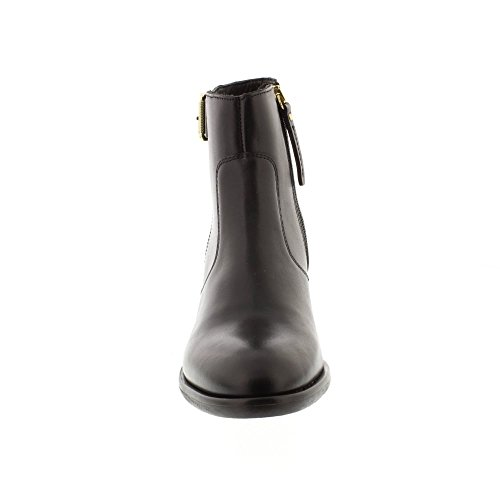 Tommy Hilfiger P1285ARSON 13A - Black Leather 38 EU