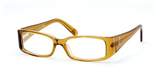 Darling Eyeglasses - JUICY COUTURE Eyeglasses DARLING 0JDU Honey 49MM