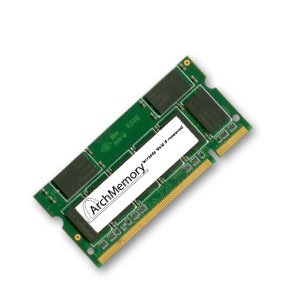 2GB DDR2 RAM for Toshiba Tecra A6 A7 A8 A9 M5 M6 M7 M8 M9 Series Laptop Computers Upgrade by Arch Memory