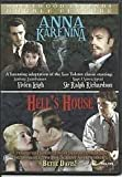 Anna Karenina / Hell's House (Double Feature)