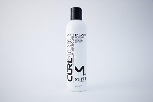 Liquid Mojo (Curl Mojo – ENHANCER - Liquid Gel (Curls you can play with. Curl Mojo