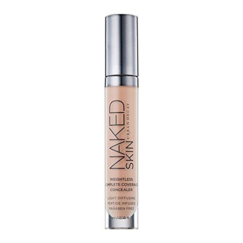 Urban Decay Naked Skin Weightless Complete Coverage Concealer, Light Neutral, 0.16 Ounce by URBAN DECAY (Image #1)
