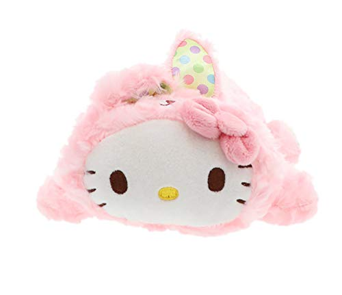 Hello Kitty Fluffy Heirloom-Like Pencil Case Limited Edition