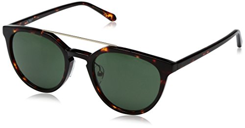 Original Penguin Men's the Dunston Round Sunglasses, Tortoise, 50 - Sunglasses Penguin