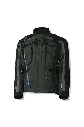 Olympia Sports Men's X Moto 2 Jacket (Grey, XXX-Large)