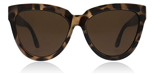 Le Specs Women's Liar Liar Sunglasses, Volcanic Tort/Brown Mono, One Size ()