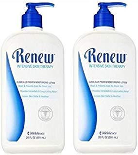 (Melaleuca Renew Intensive Skin Therapy Lotion 8 Ounce)