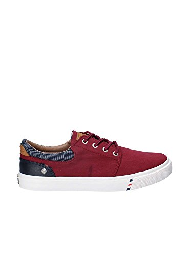 Wrangler WM181020 Sneakers Uomo Bordeaux 43