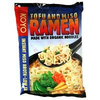 Koyo Tofu and Miso Ramen, 2-Ounce Packages (Pack of 12) ( Value Bulk Multi-pack)