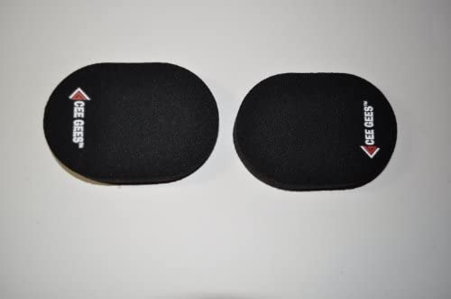 Cee Gee's Cushy's Aerobar Pads Profile 3T-ADURO