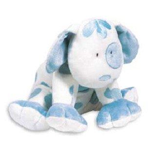 Amazon Com Floppy Pastel Blue Puppy 12 By Kids Preferred Toys Games