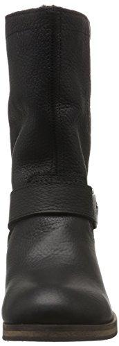 Gaastra Gioia High TMB Fur, Stivali a metà Gamba con Imbottitura Pesante Donna Nero (Nero (0999 Black))