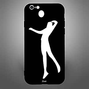 iPhone 6 Plus Volley Ball BnW