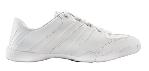 Nfinity Game Day Cheer Shoe , White, 6.5