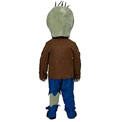 Toddler Plants Vs Zombies Zombie Costume: Clothing
