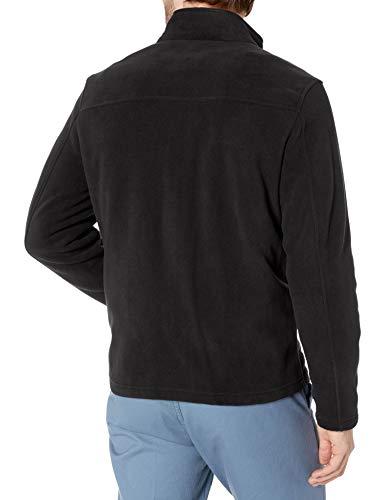 Tommy Hilfiger mens Classic Polar Fleece Jacket (Standard and Big & Tall)
