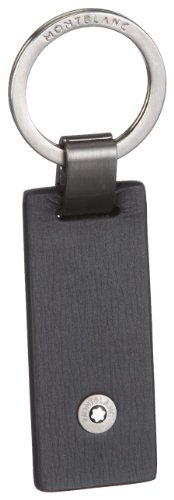 Montblanc 4810 Westside Leather Key Fob -8381 by MONTBLANC