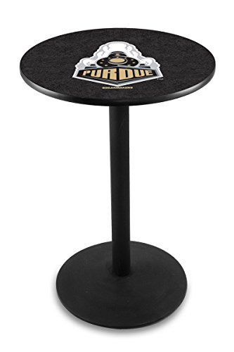 Holland Bar Stool L214B Purdue Officially Licensed Pub Table, 28