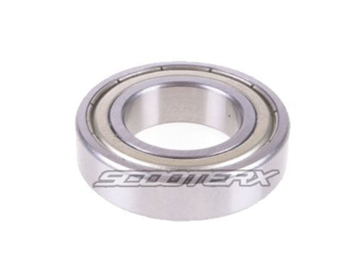 Gas Bearing Scooter (Scooterx 6904z Shielded Bearing 20x37x9 for Gas Scooter, Pocket Bike, Mini Chopper, Gas Skateboard)